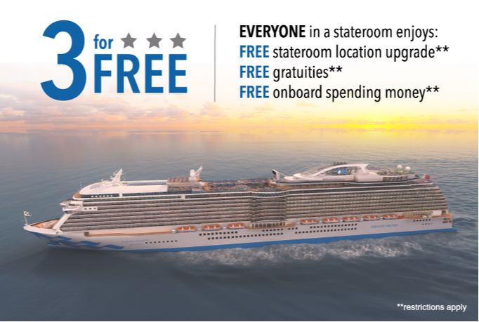 Promotions Faith And Family Travel Travel Agency - Cruise ship promotions